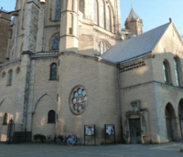 St. Gereon Eingang