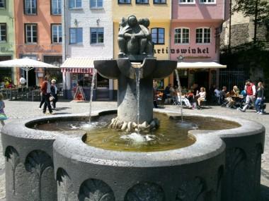 Fischmarkt-Brunnen