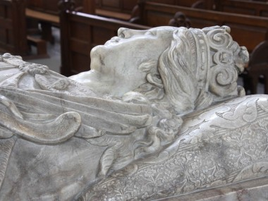 Sarkophag der Heiligen Ursula