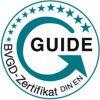 Guide-BVGD-DIN-EN Guide mit höchster europäischer Ausbildungsqualität.